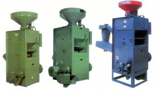 Combined Rice Mill Machinery